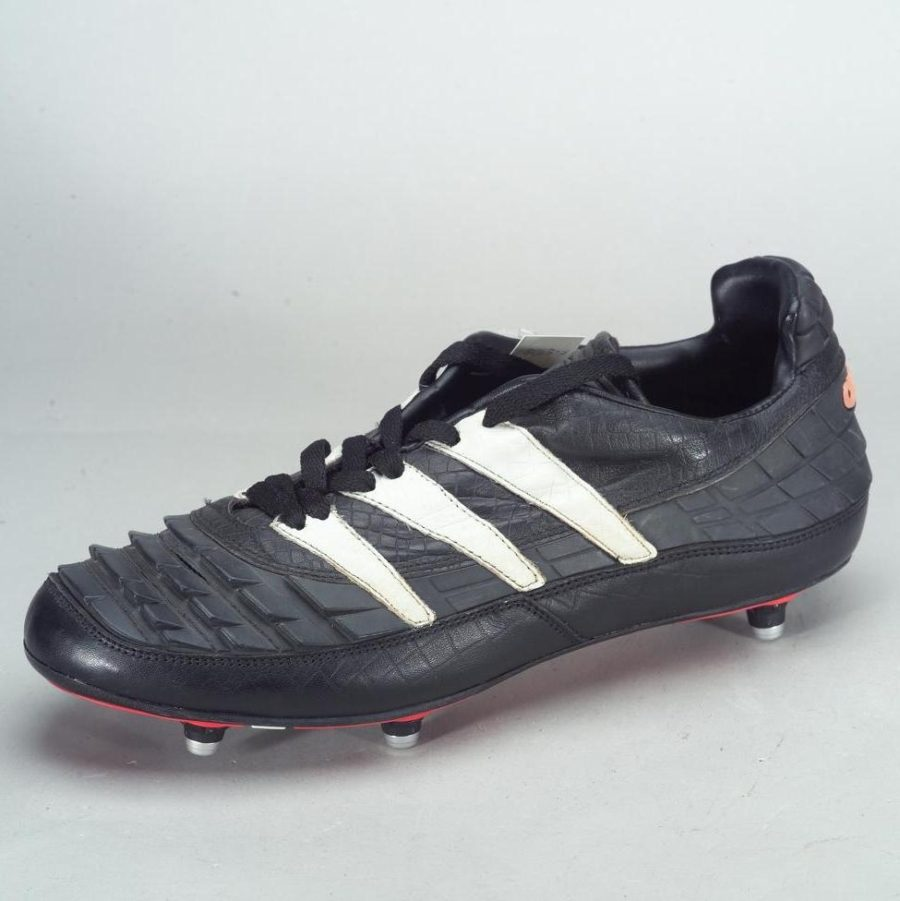 85e7ad0b38b8 The original adidas Predator from 1994.