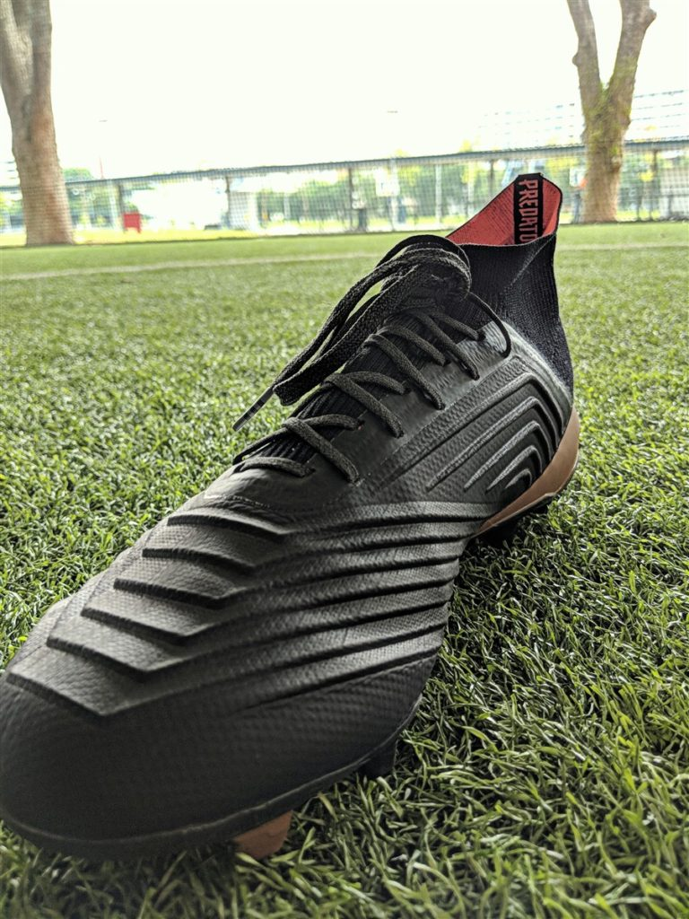 huge discount bf06d 4be8e Review: adidas Predator 18.1 - BOOTHYPE
