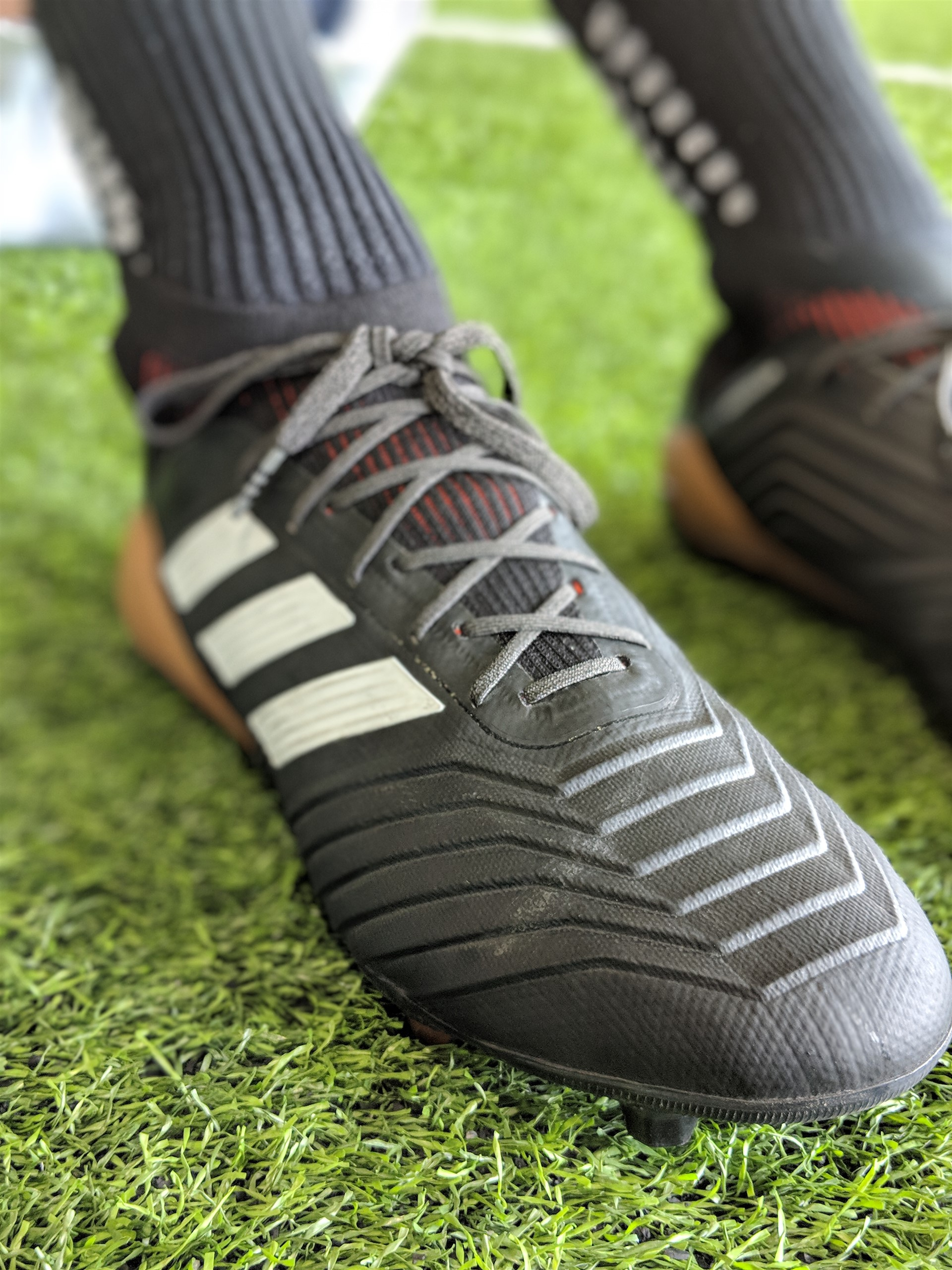 new product 7667f db462 Review adidas Predator 18.1 - BOOTHYPE