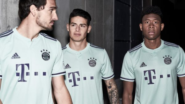 Bayern Munich Away Jersey 2018/19