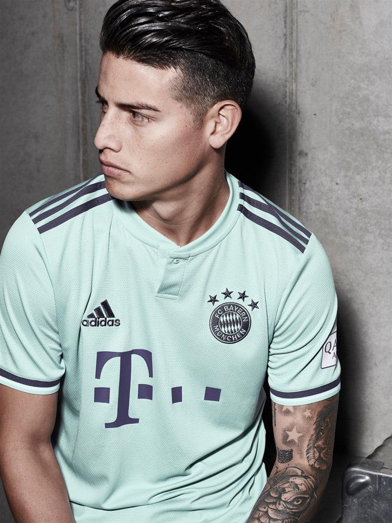 Bayern Munich Away Jersey 2018/19