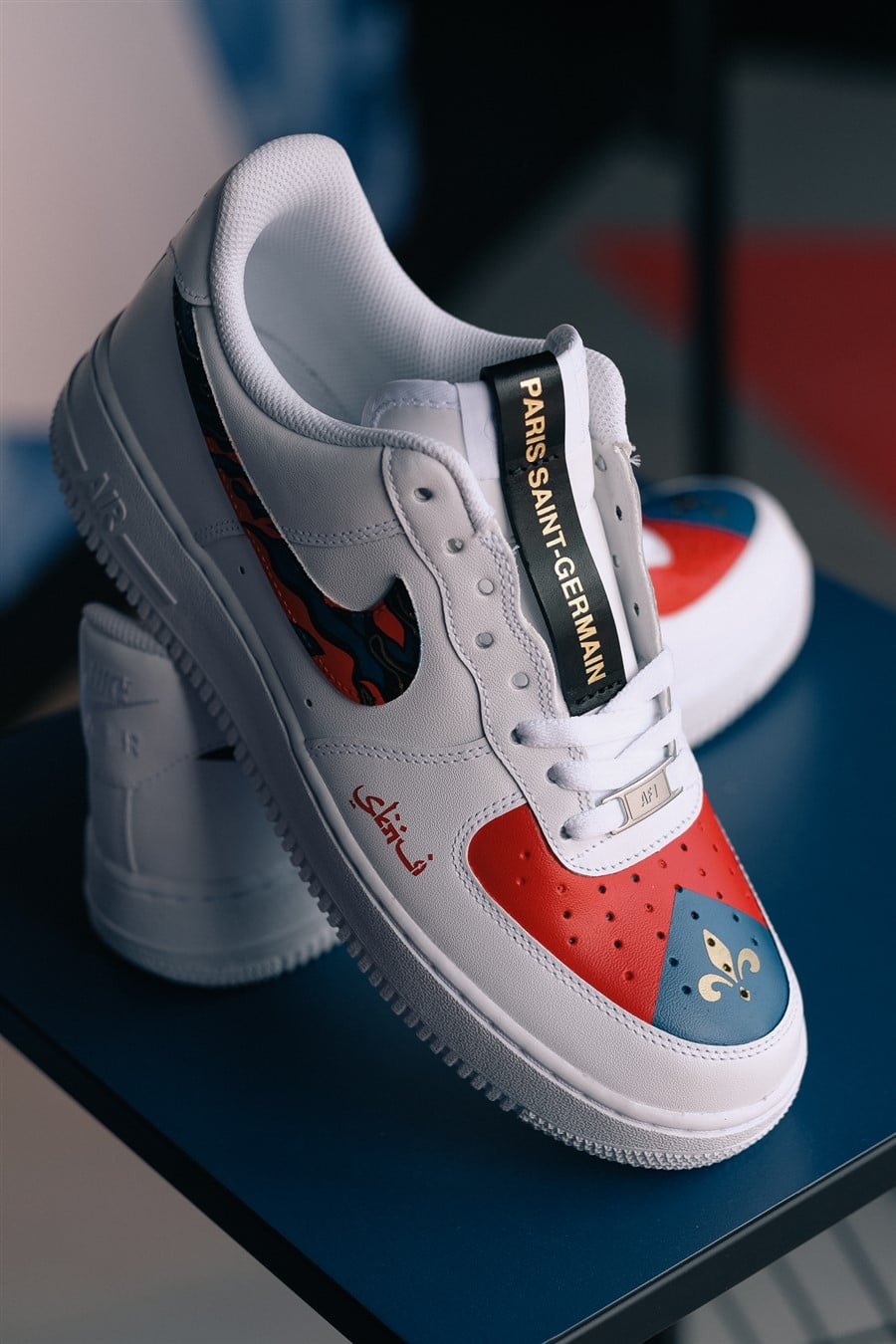 Custom Air Force Ones by PSG