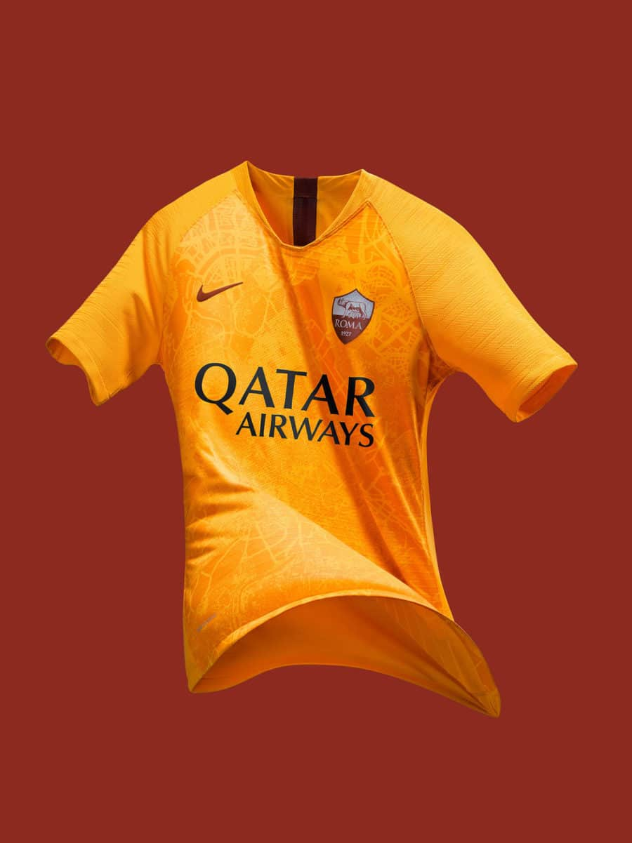 ed8c0def8c494 AS Roma Third Jersey 2018/19 - BOOTHYPE