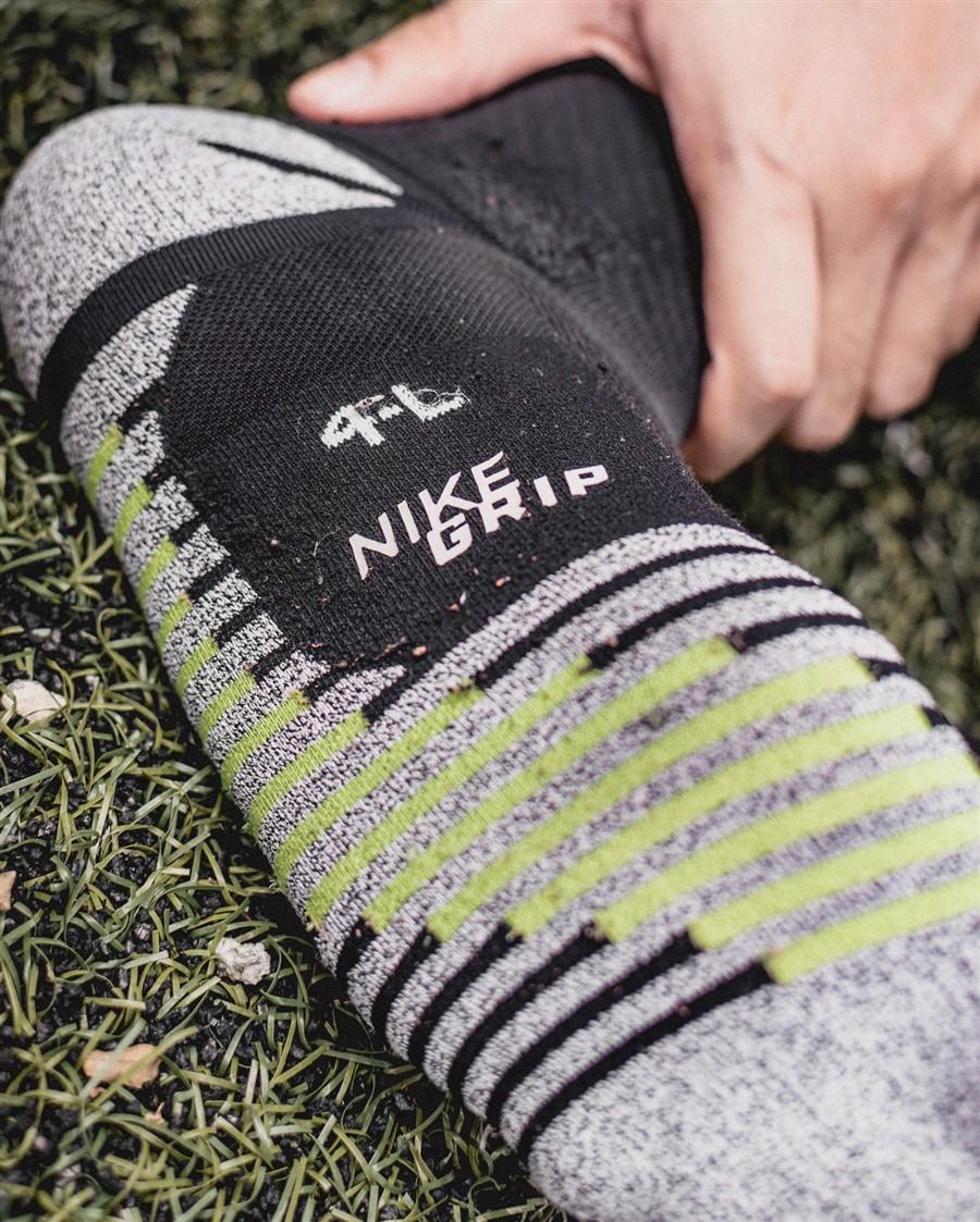 Battle of the Performance Socks - NikeGrip