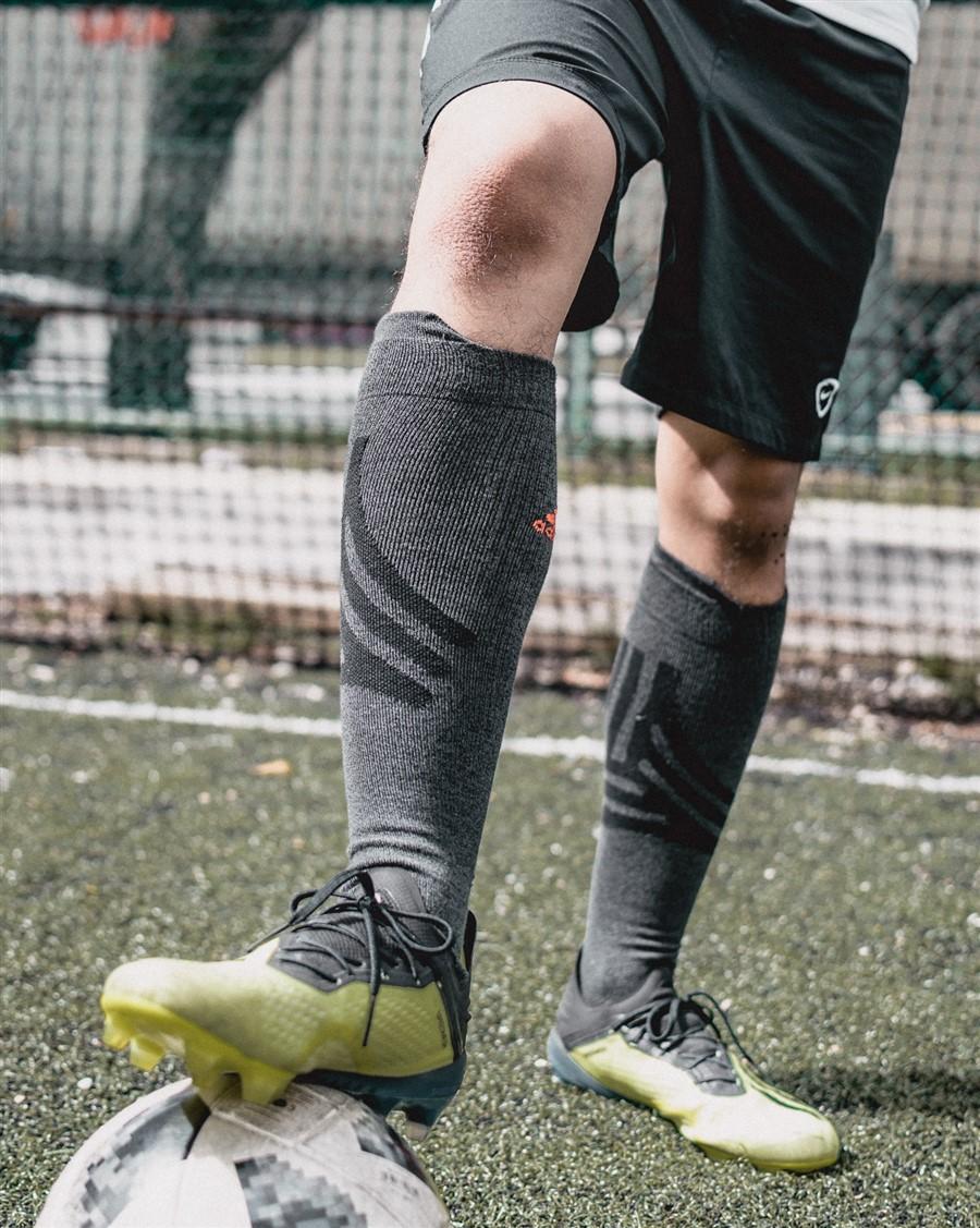 Battle of the Performance Socks - adidas Alphaskin