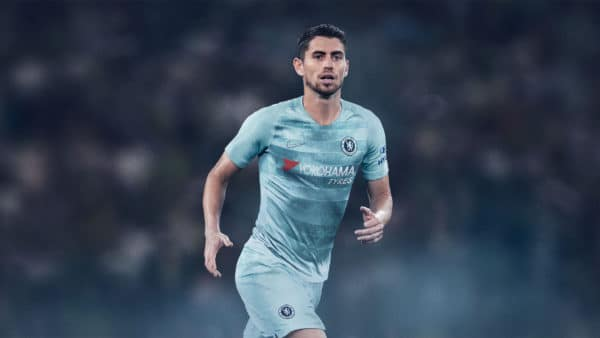 Chelsea Third Kit 2018/19 - NikeConnect - Jorginho