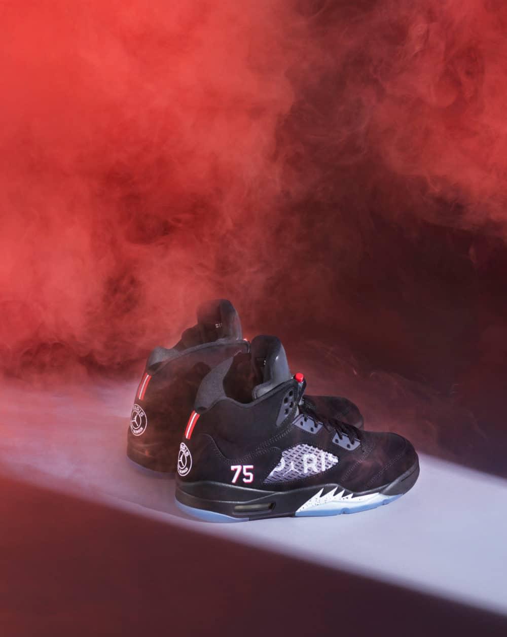 945d8fe44995 Jordan Brand x PSG - Nike Air Jordan V