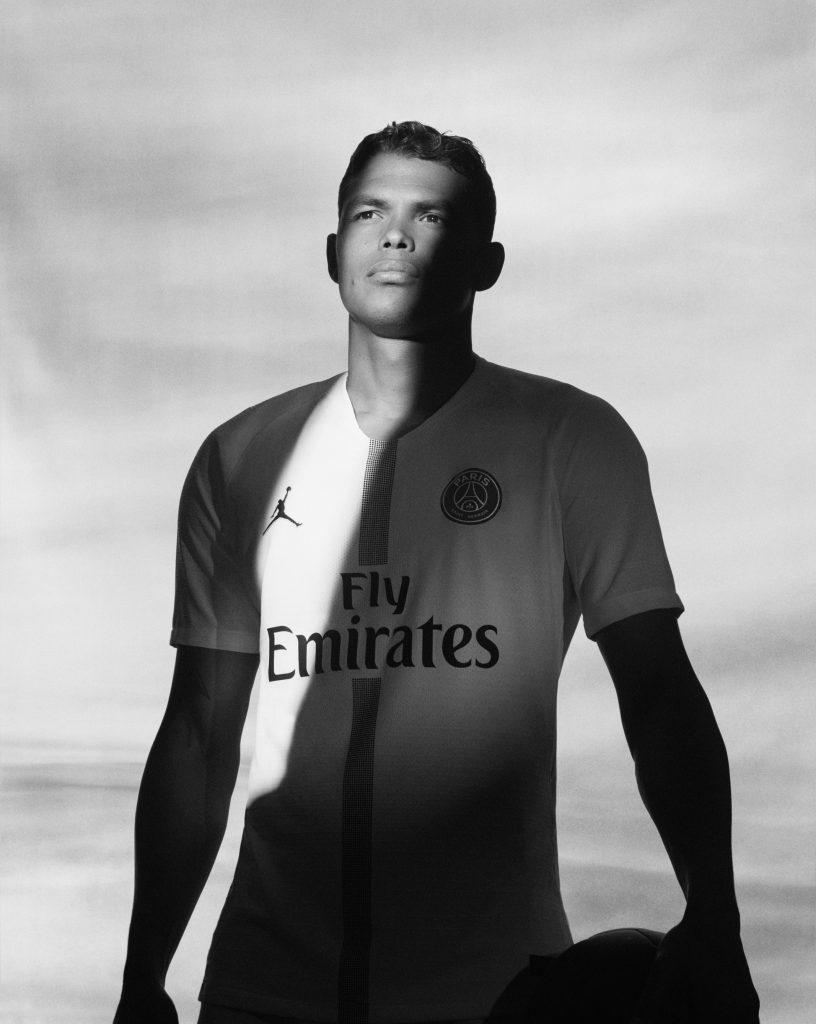 Jordan Brand x PSG - Thiago Silva