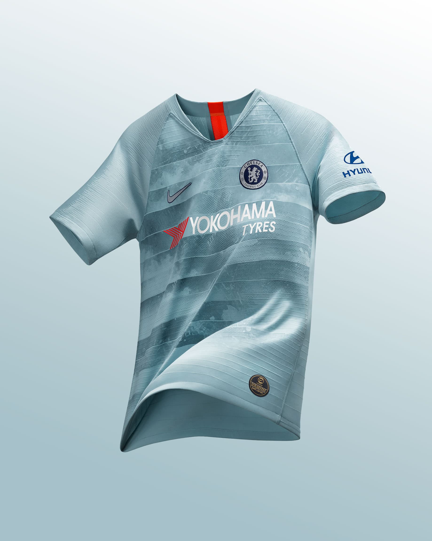 Chelsea Third Kit 2018/19 - NikeConnect