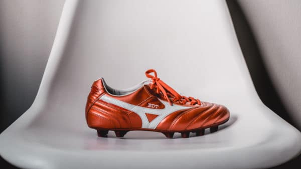 Mizuno Morelia 2 MiJ Red - Review