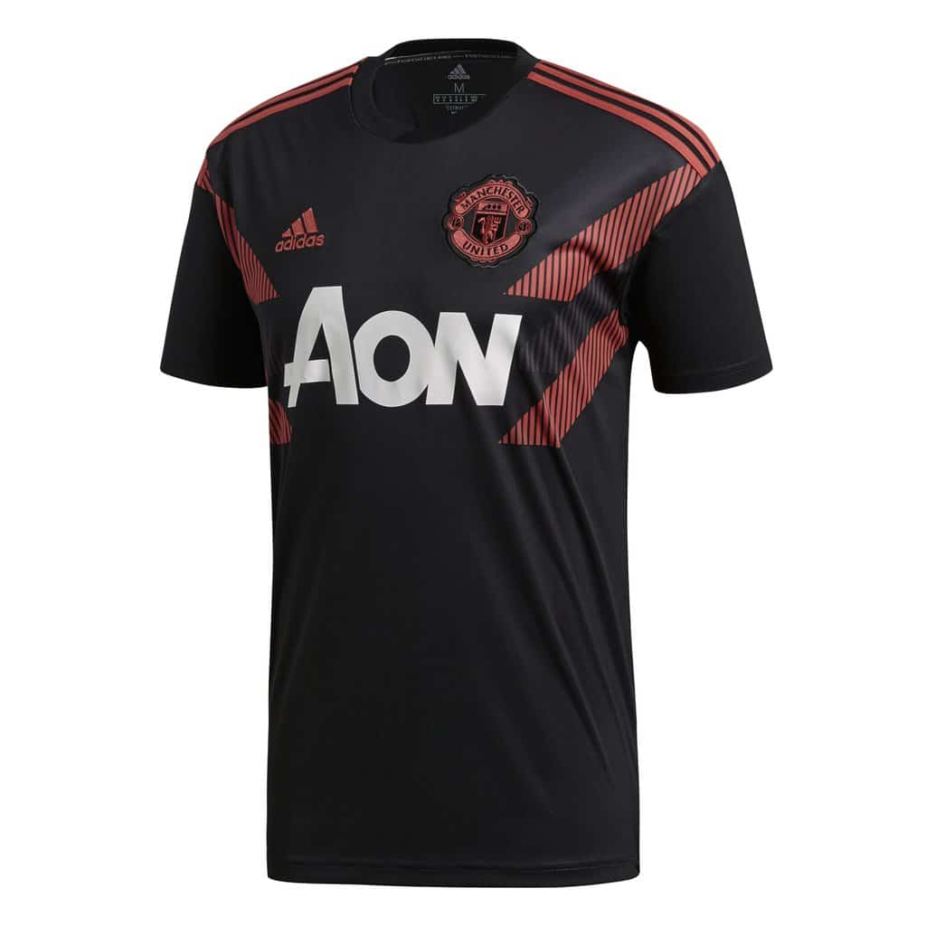 Black Friday - Manchester United Pre-match Jersey