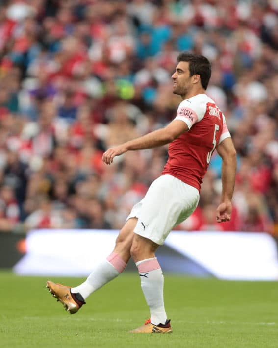 Why Older Players Stick to Old Football Boots - Sokratis