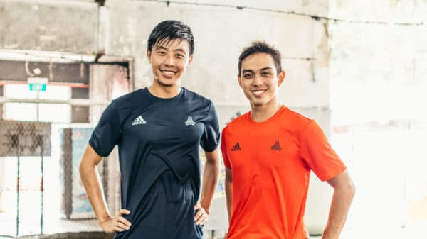 Interview: Hafiz Sujad and Emmeric Ong