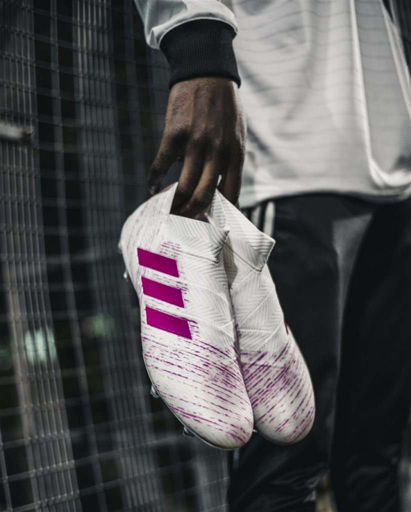 Football boot myth: laceless boots don't make you control the ball better.