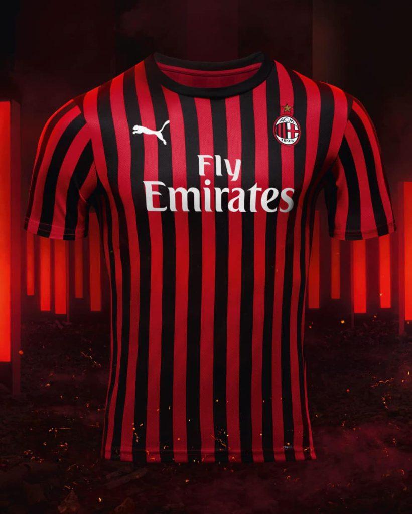 AC Milan Home Jersey 2019/20