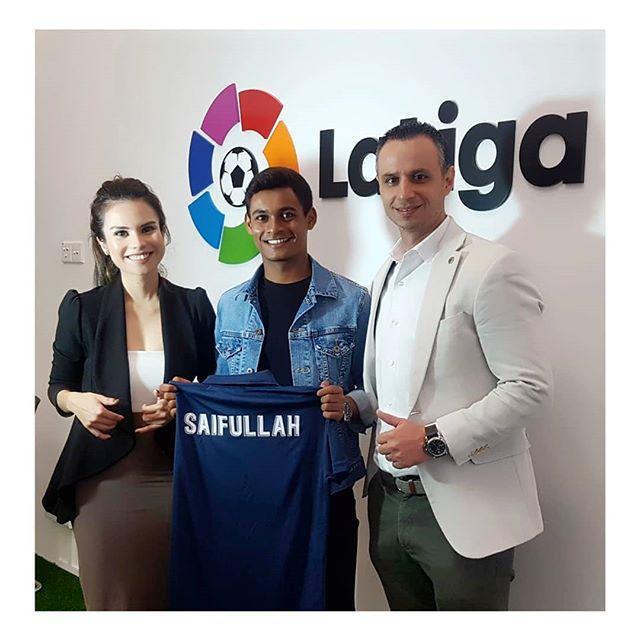 Futbolita with Saifullah Akbar