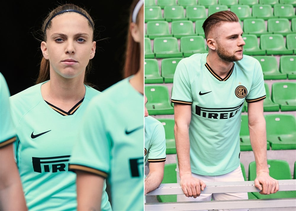 the best attitude ba0de 129dd FC Inter Milan Away Kit: 2019/20 - BOOTHYPE