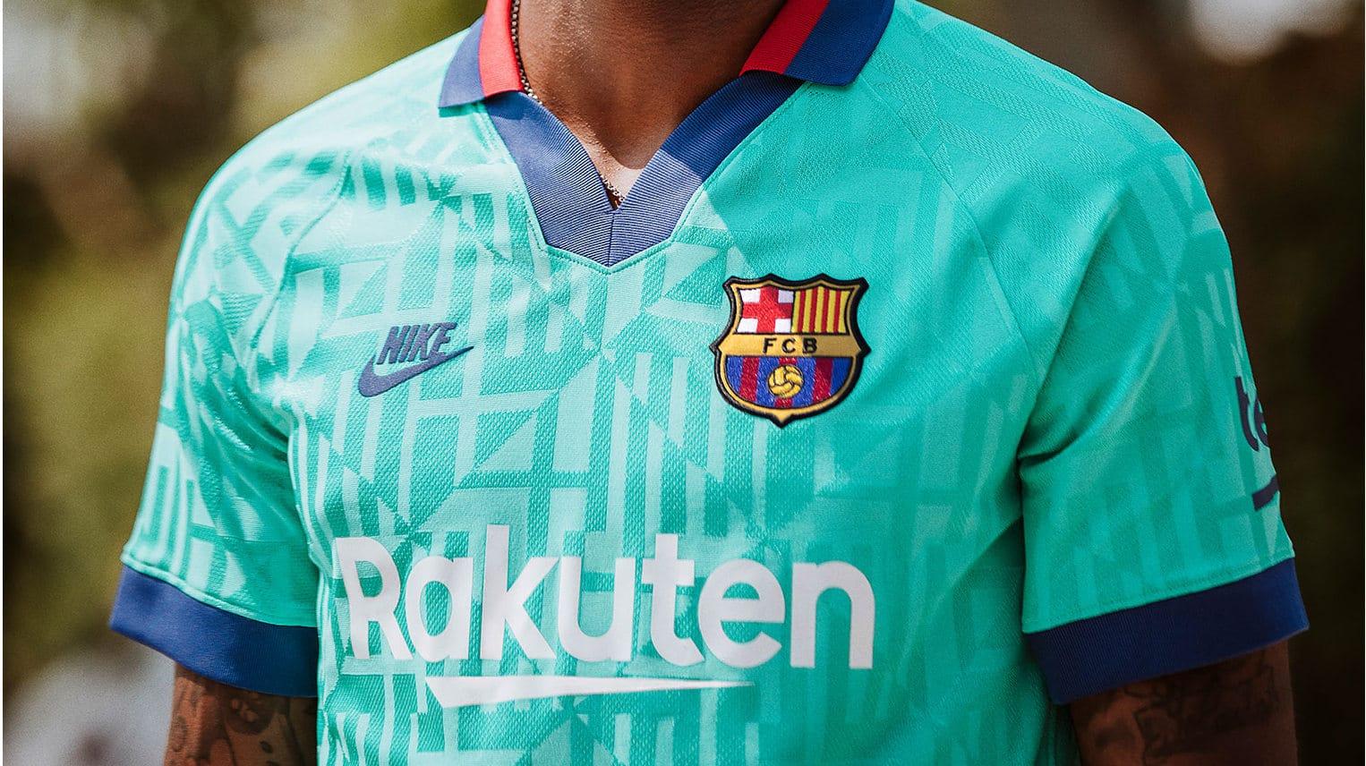 Barcelona Third Kit: 2019/20 - BOOTHYPE Football Kits