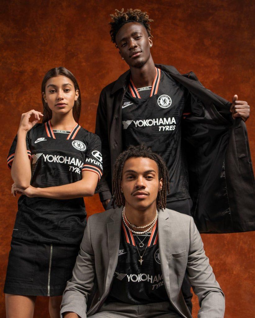 Chelsea third kit 2019/20