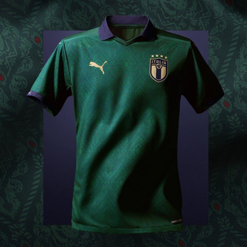 Italy third kit Puma 2019