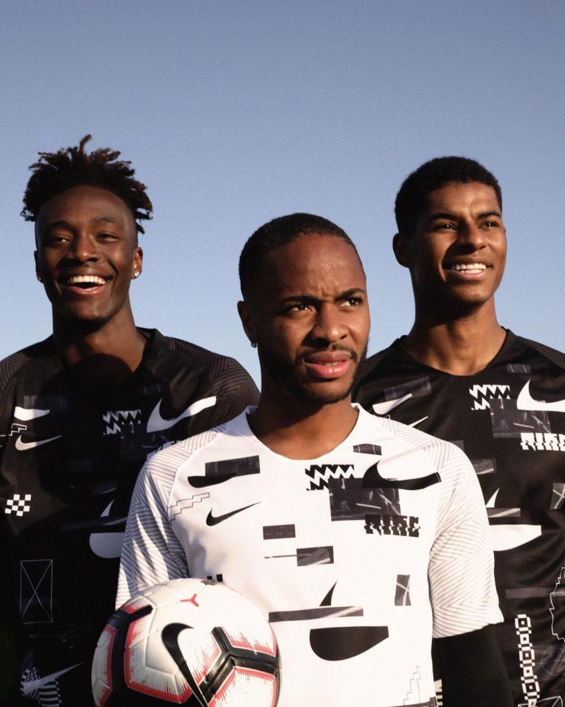 Nike Black History Month - Tammy Abraham, Raheem Sterling, Marcus Rashford