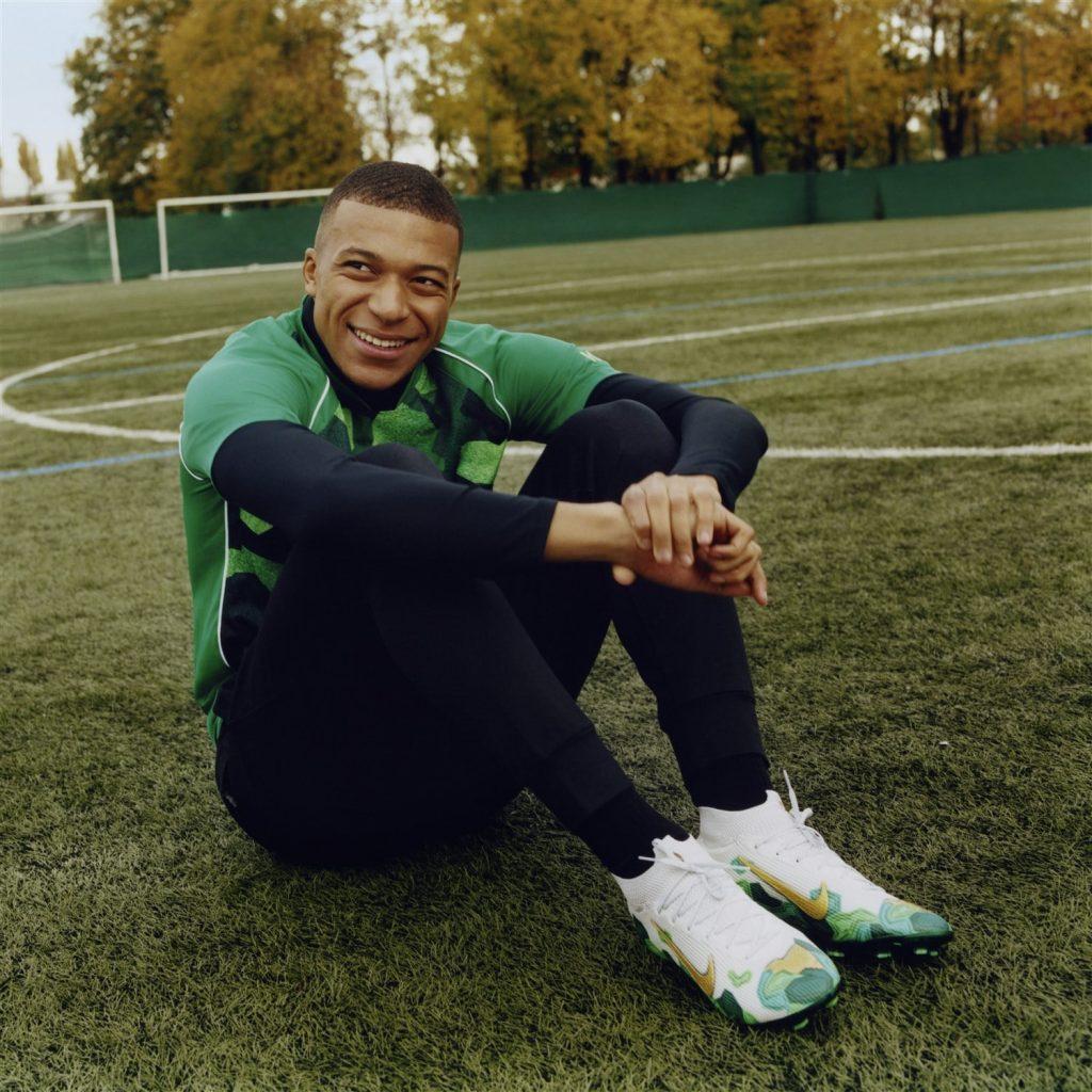 Kylian Mbappe Bondi Dreams Nike