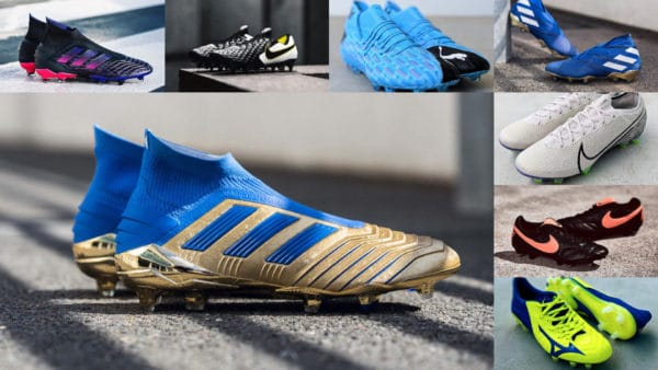football boot of the year 2019