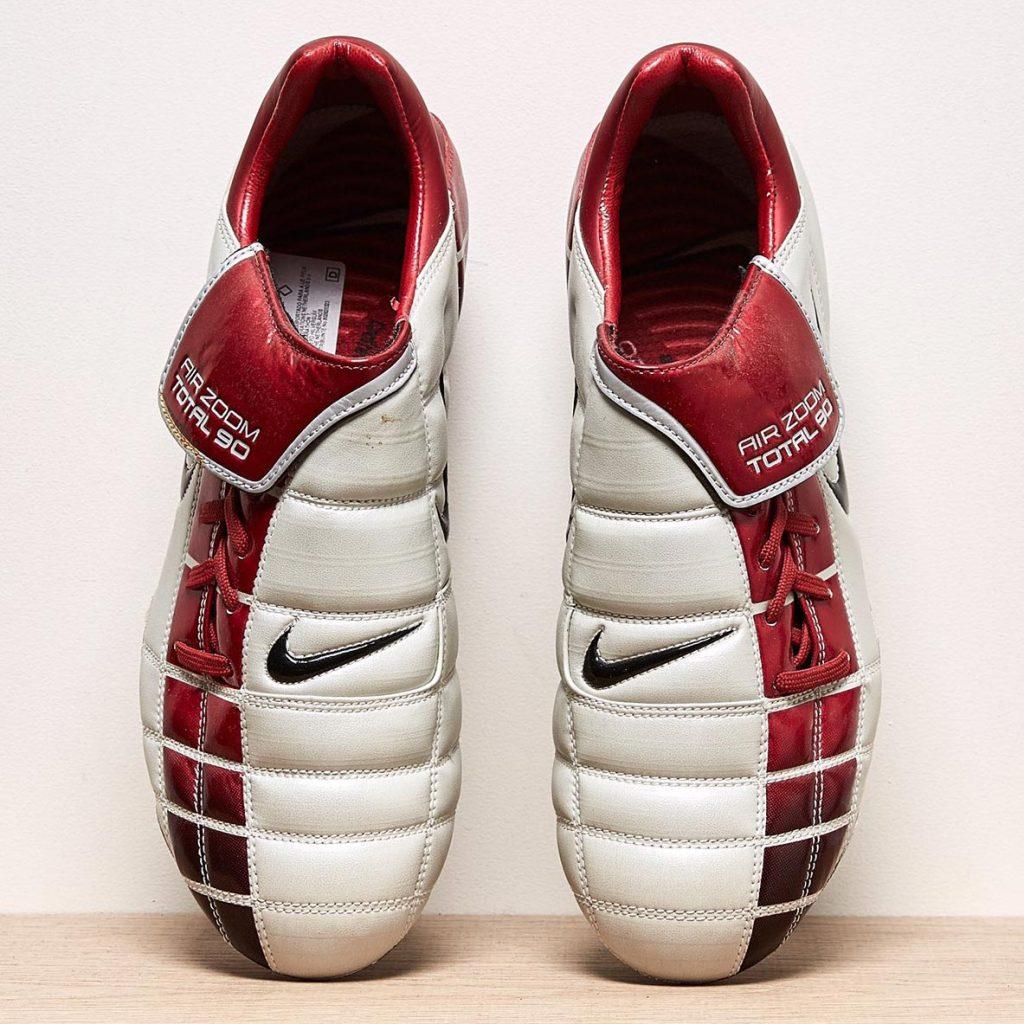 nike air zoom total 90 ii - football boots