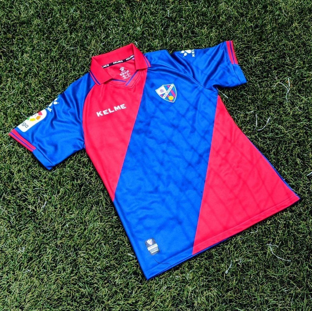 sd huesca football kit jersey - laliga football kit