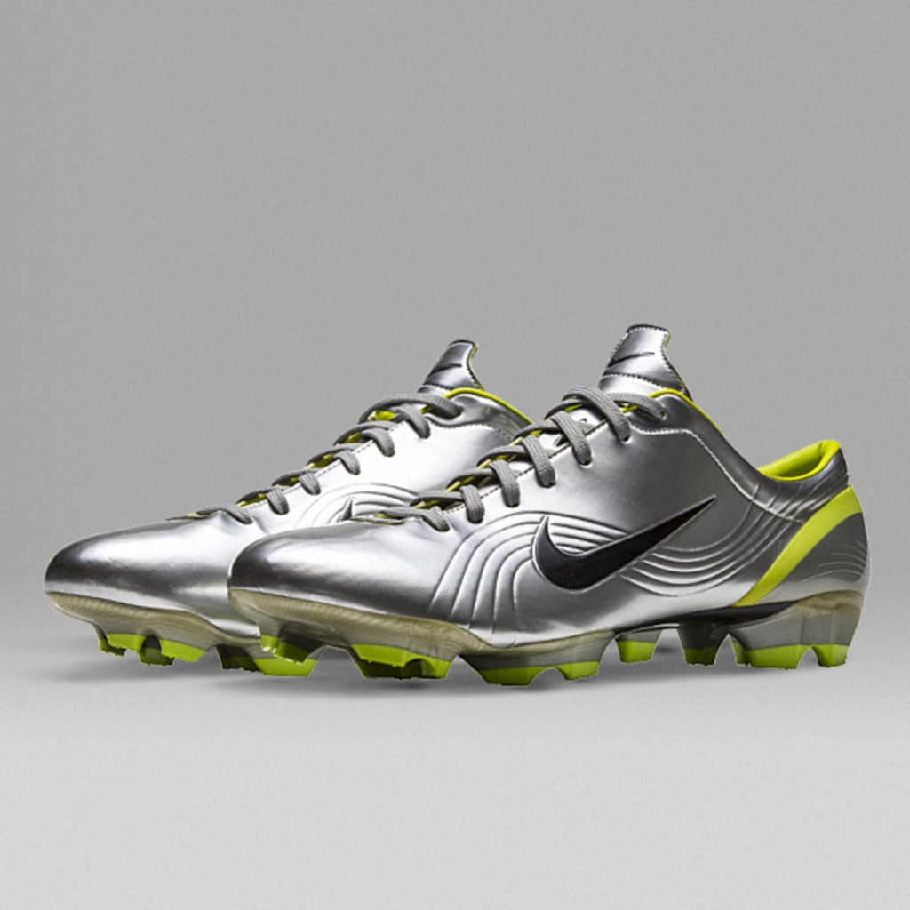 building the perfect speed boot - nike mercurial vapor 1