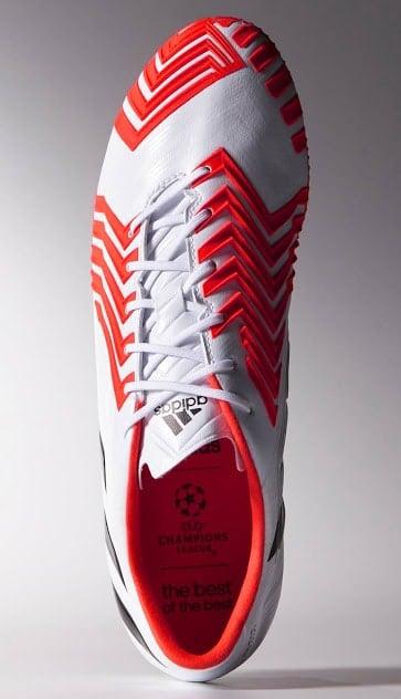 building the best power boot - adidas predator instinct
