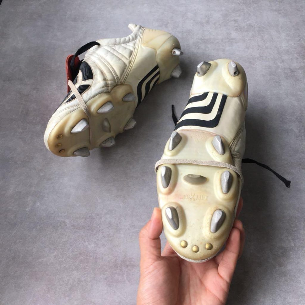 building the best power boot - adidas predator mania