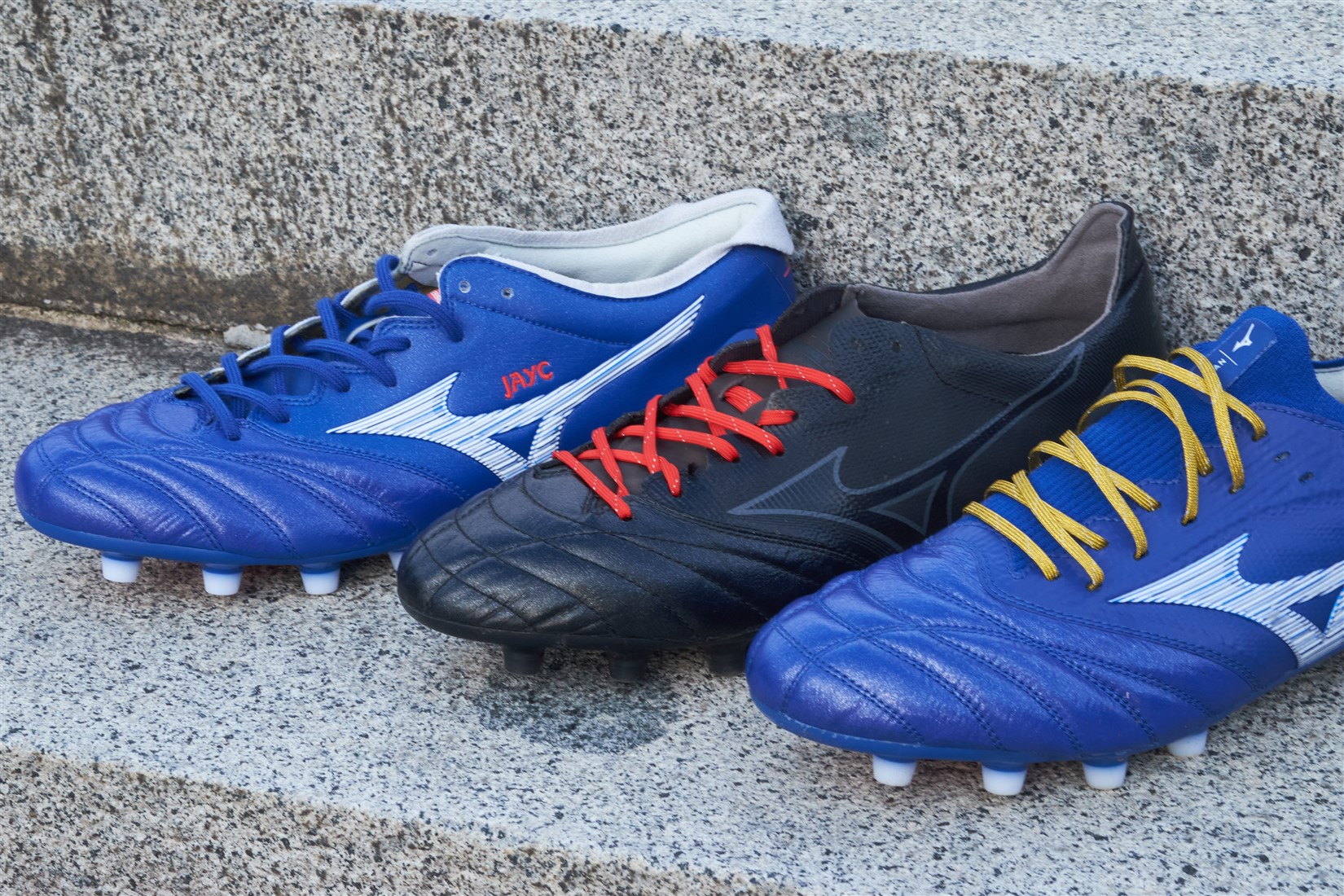 Mizuno Morelia Neo 3 Japan, Mizuno Morelia Neo 3 beta and the Mizuno Morelia Neo 2 beta football boots soccer cleats japanese football boots