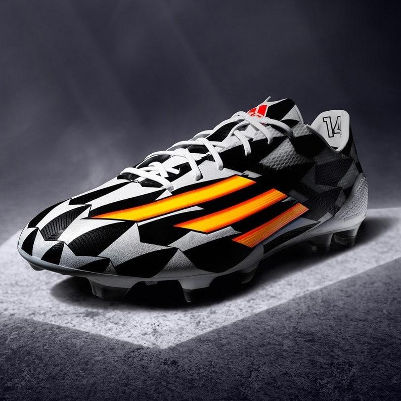football boots upgrade - adidas F50 adizero