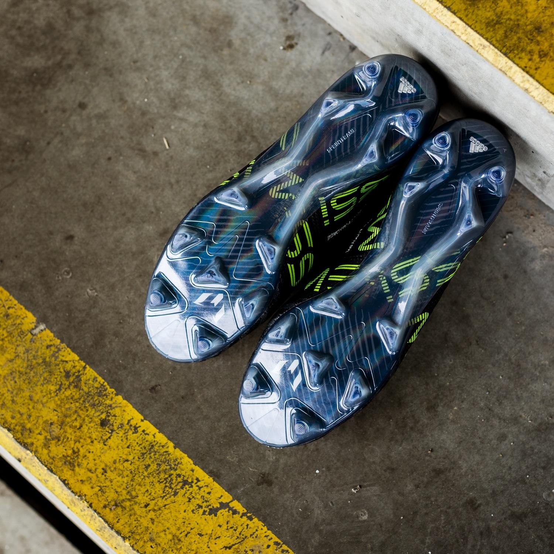 football boots upgrade - adidas messi Gambatrax soleplate