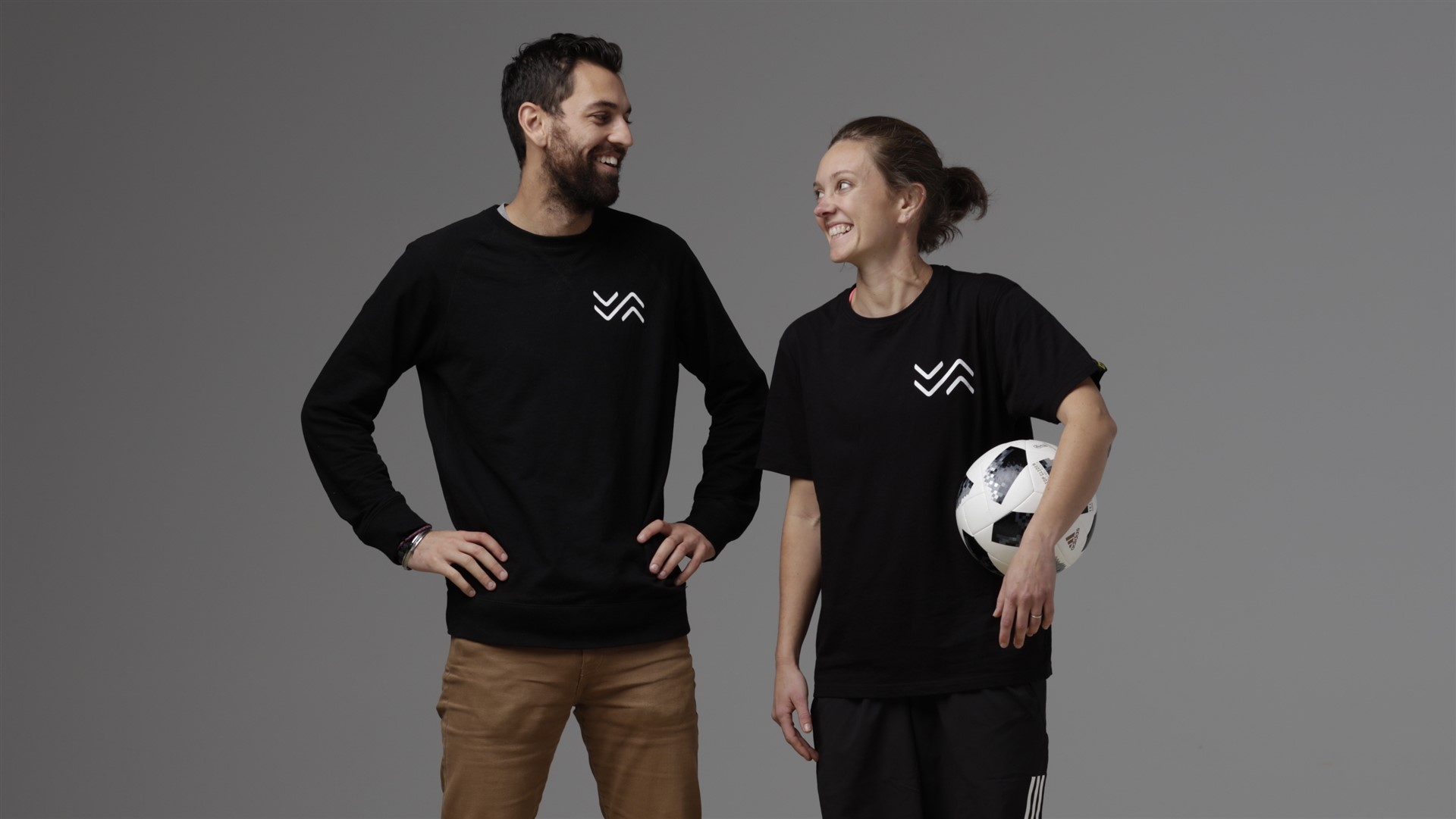 IDA Sports Co-founders Ben and Laura