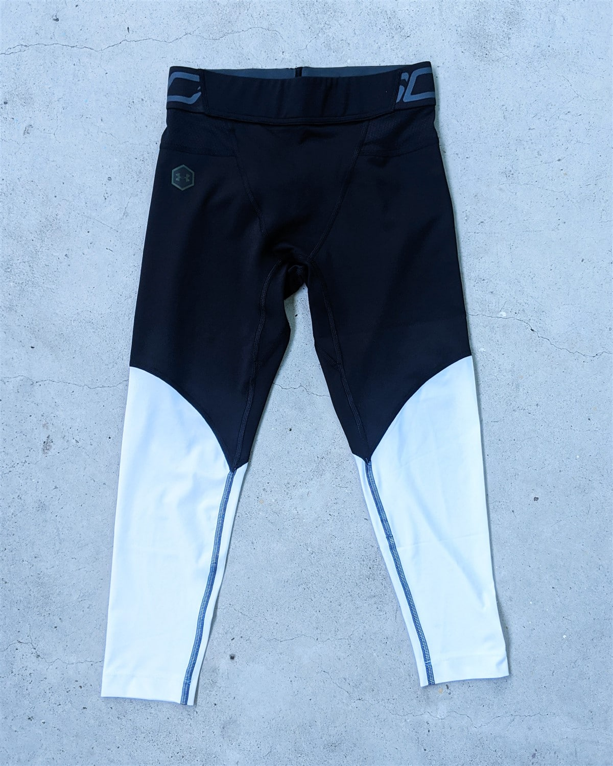 Under Armour RUSH Compression leggings steph curry edition