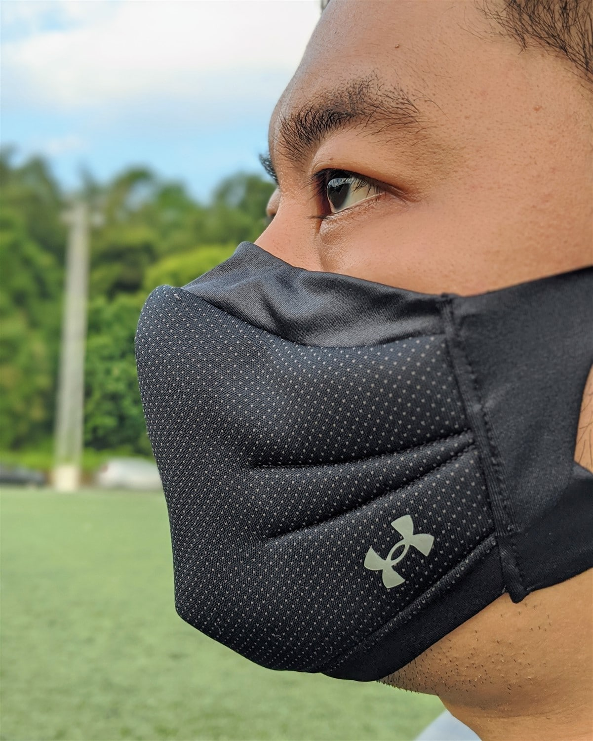 Under Armour Sportsmask review