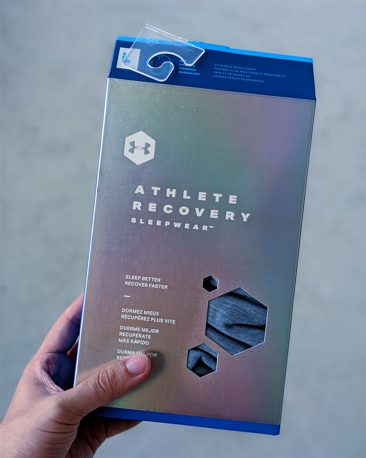 Under Armour RECOVER Sleepwear and Compression