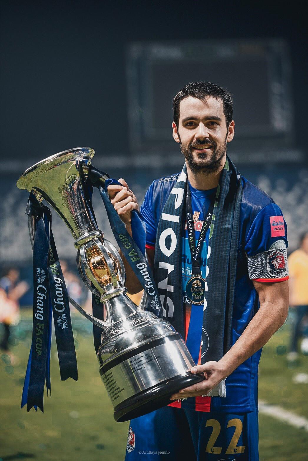 David Rochela Port FC