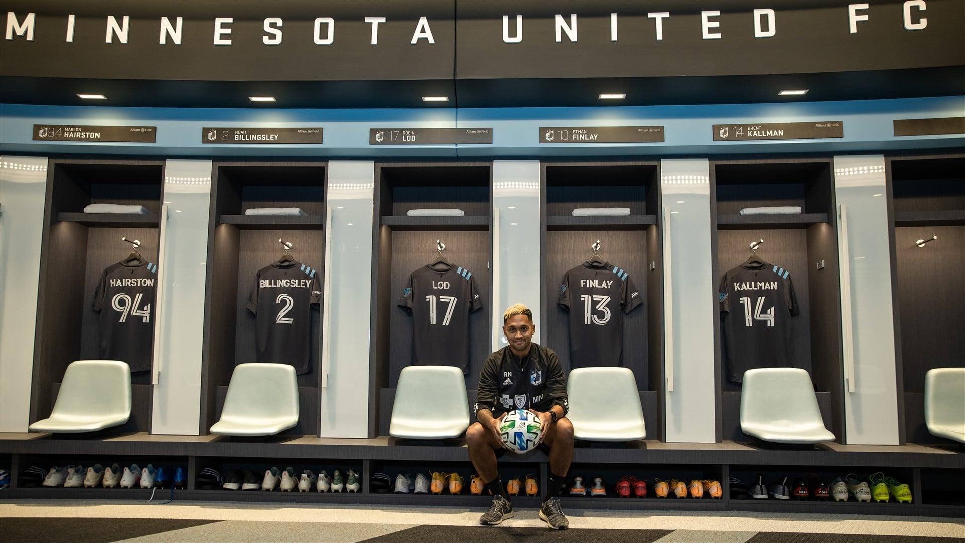 Ryan Natusch - Equipment Manager Minnesota United FC