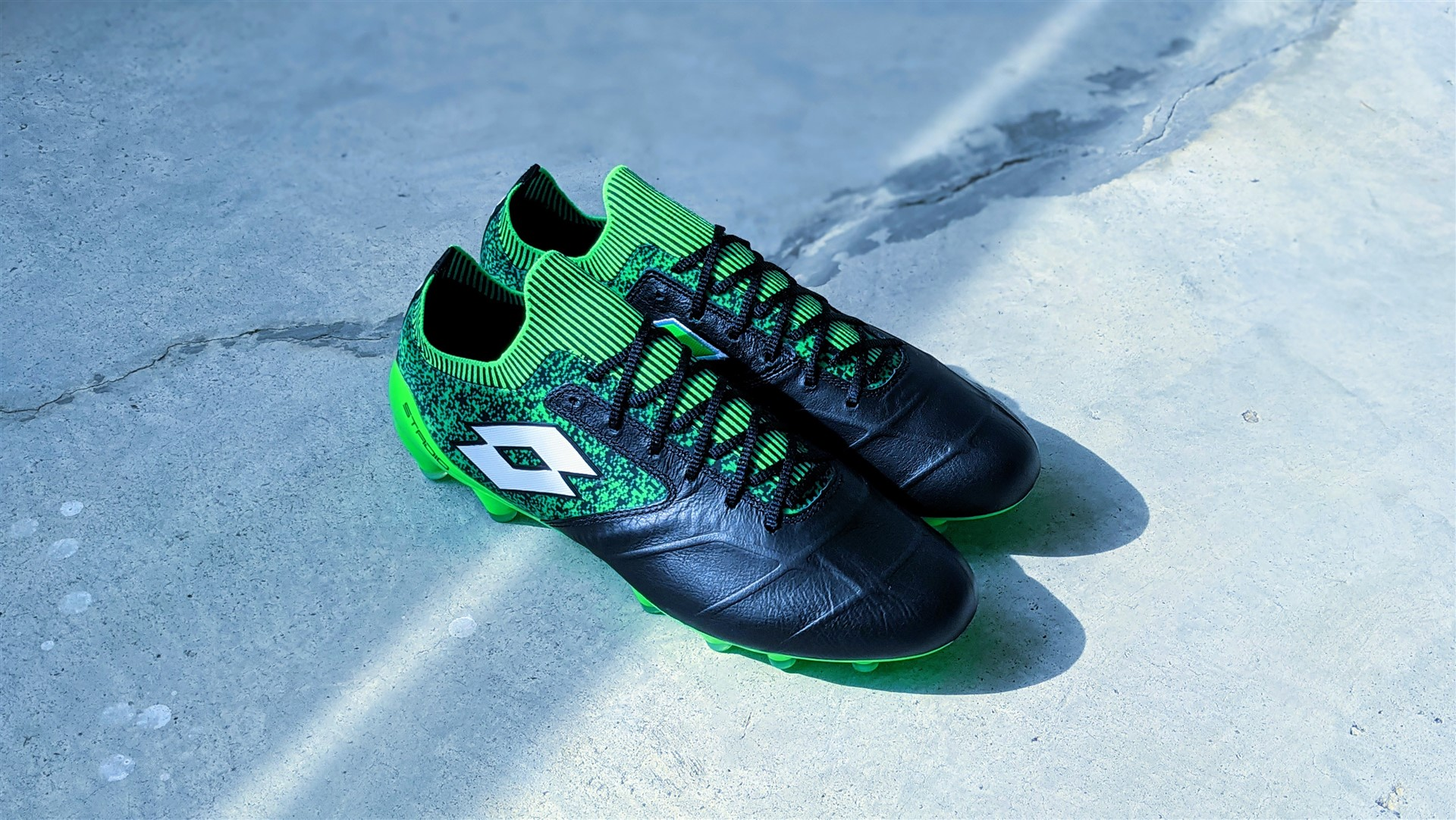 Lotto Stadio 100 II football boots soccer cleats