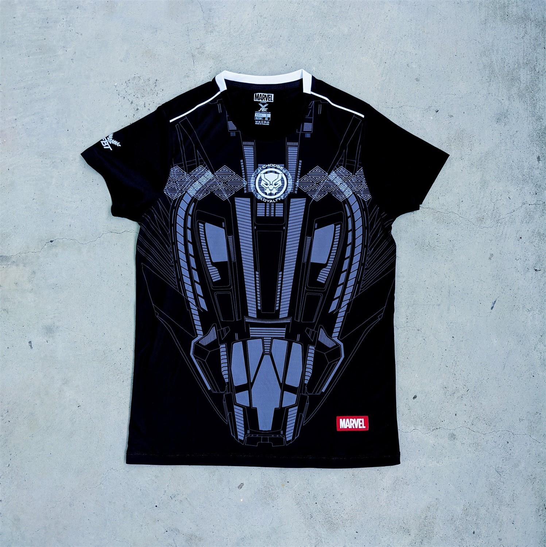 Marvel x FBT football jerseys - Black Panther 2