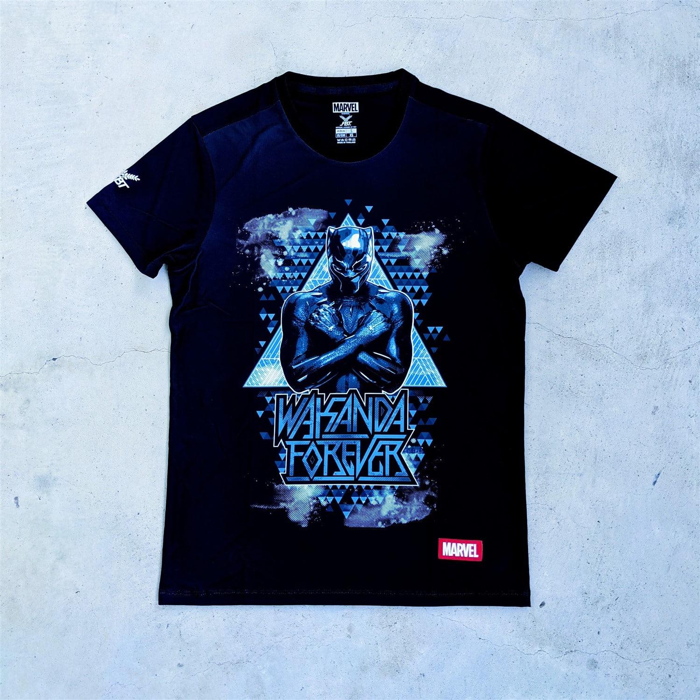 Marvel x FBT football jerseys - Black Panther