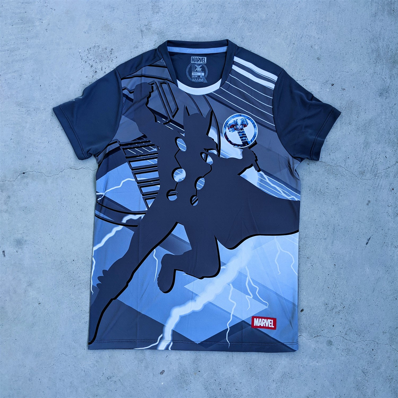 Marvel x FBT football jerseys Thor