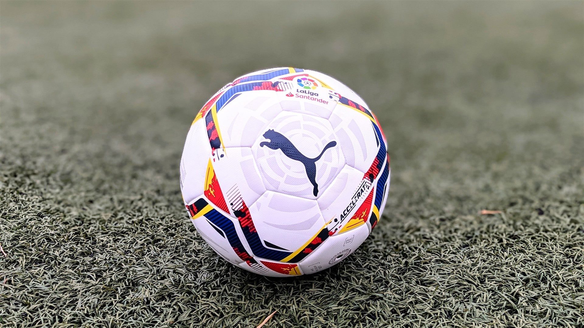 Puma Accelerate La Liga Match Ball