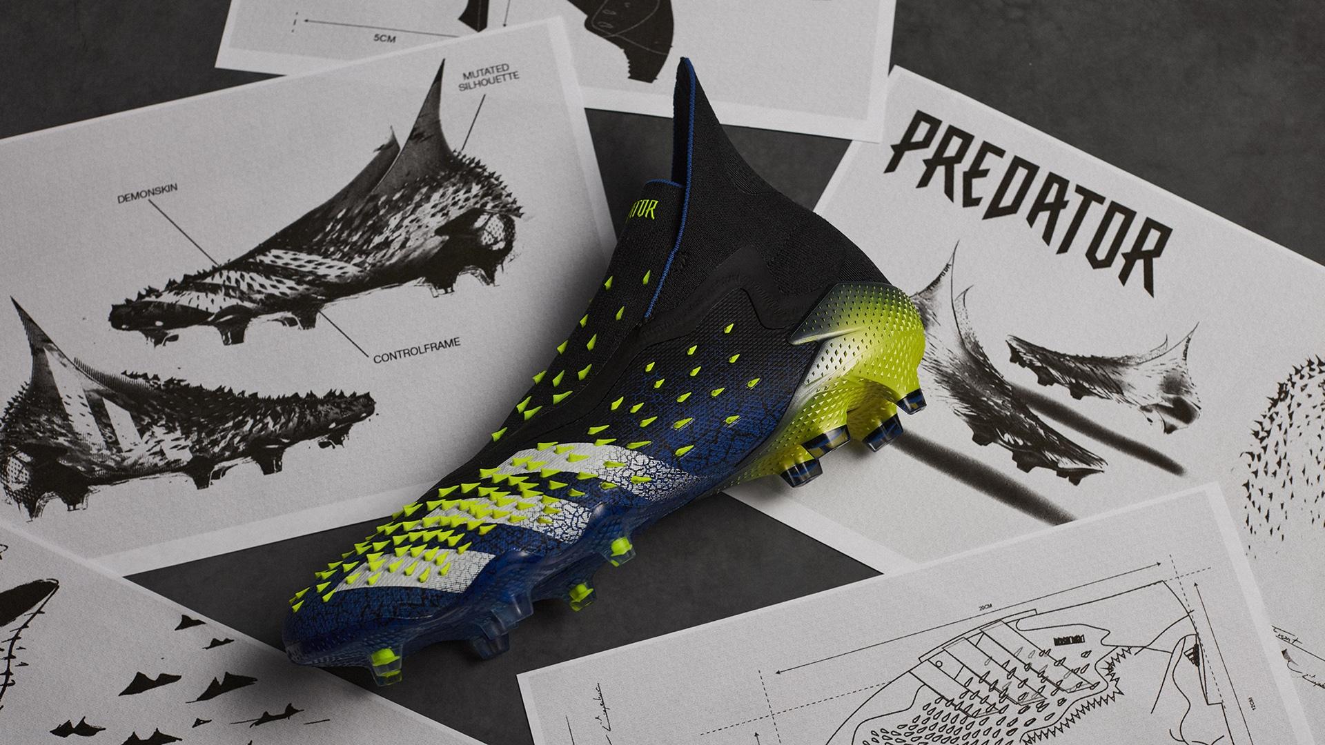 adidas predator freak soccer cleats football boots