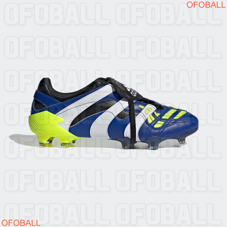 adidas Predator accelerator remake football boots soccer cleats