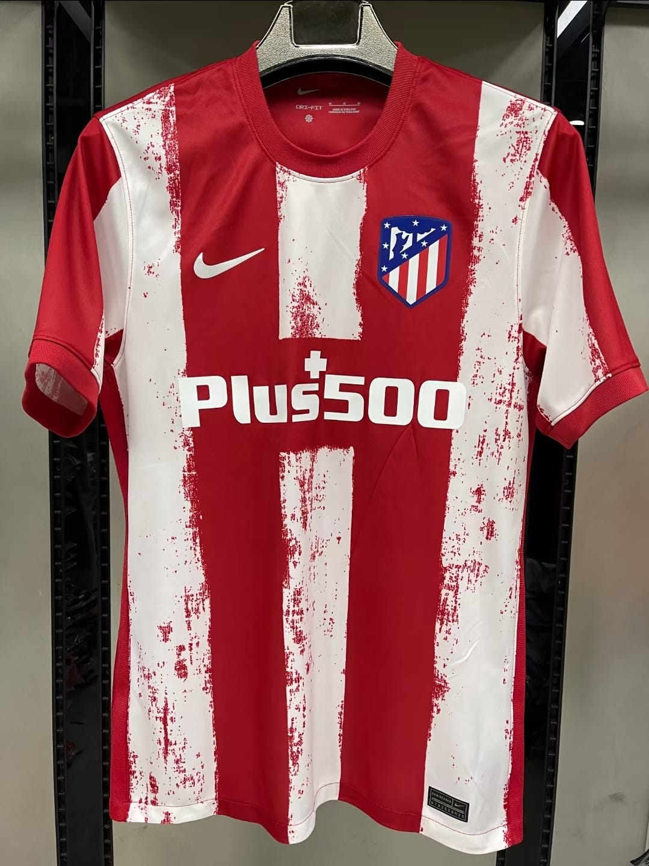 atletico madrid home kit 2021/22