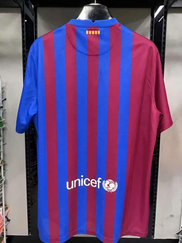 FC Barcelona Home Kit 2021/22